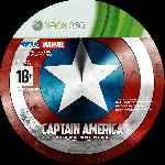 miniatura Capitan America Super Soldier Cd Custom V3 Por Ravenn cover xbox360