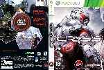 miniatura Crysis Dvd Custom Por Anderstiv cover xbox360