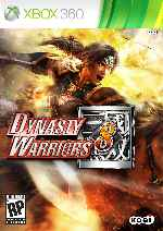 miniatura Dinasty Warriors 8 Frontal Por N3vr0m4nt3 cover xbox360