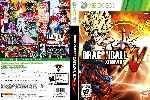 miniatura Dragon Ball Xenoverse Xv Custom Por Paysito cover xbox360