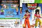 miniatura Dragon Ball Z Budokai Hd Collection Por Sapelain cover xbox360