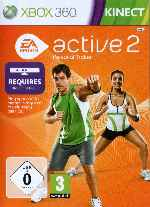 miniatura Ea Sports Active 2 Personal Trainer Frontal Por Humanfactor cover xbox360