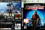 miniatura Earth Defense Force 2017 Dvd Custom Por Trompozx cover xbox360
