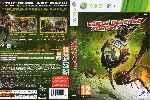 miniatura Earth Defense Force Insect Armageddon Dvd Por Miritafreak cover xbox360