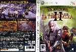 miniatura El Senor De Los Anillos La Batalla Por La Tierra Media 2 Dvd Por Samu16mariobros cover xbox360