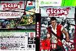 miniatura Escape Dead Island Dvd Custom Por Spyner cover xbox360