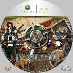 miniatura Fable Ii Cd Custom Por Azufre cover xbox360