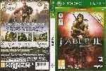 miniatura Fable Ii Dvd V2 Por Humanfactor cover xbox360