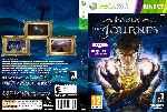 miniatura Fable The Journey Dvd Custom Por Sergiofalcuan cover xbox360