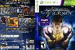 miniatura Fable The Journey Dvd Custom V2 Por Cuco Games cover xbox360