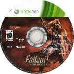 miniatura Fallout New Vegas Cd Por Jinete Nocturno cover xbox360