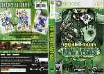 miniatura Fallout New Vegas Dvd V2 Por Swathazard cover xbox360