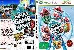 miniatura Family Game Night 3 Dvd Custom Por Presley2 cover xbox360