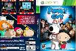 miniatura Family Guy Back To The Multiverse Dvd Custom Por Airetupal cover xbox360
