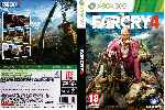 miniatura Far Cry 4 Dvd Custom Por Anderstiv cover xbox360