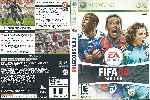 miniatura Fifa 08 Soccer Dvd Por Jegl1985 cover xbox360