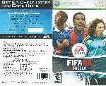 miniatura Fifa 08 Soccer Inlay Por Jegl1985 cover xbox360