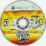 miniatura Guitar Hero World Tour Cd Por Gabrielduranjeria cover xbox360