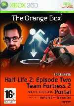 miniatura Half Life 2 The Orange Box Frontal V2 Por Bossweb cover xbox360