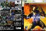 miniatura Halo 2 Dvd Custom Por Evilnightmare cover xbox360