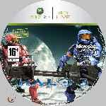 miniatura Halo 3 Cd Custom V3 Por Azufre cover xbox360