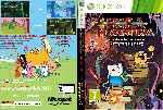 miniatura Hora De Aventuas Explora La Mazmorra Porque Yo Paso Dvd Custom Por Spyner cover xbox360