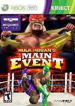 miniatura Hulk Hogans Main Event Frontal V2 Por Airetupal cover xbox360