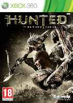 miniatura Hunted The Demons Forge Frontal Por Juan Pablo 1981 cover xbox360