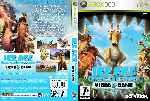 miniatura Ice Age 3 Dvd Custom Por Homer13 cover xbox360