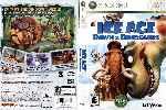 miniatura Ice Age 3 Dvd Por Elohim7 cover xbox360