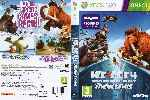miniatura Ice Age 4 Continental Drift Arctic Games Dvd Por Humanfactor cover xbox360