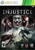miniatura Injustice Frontal Por Airetupal cover xbox360
