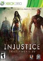 miniatura Injustice Gods Among Us Frontal Por Airetupal cover xbox360