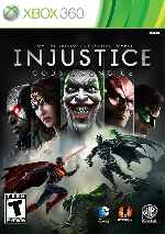miniatura Injustice Gods Among Us Frontal V2 Por Airetupal cover xbox360