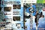 miniatura Inversion Dvd Custom Por Solidusx cover xbox360