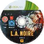 miniatura L A Noire Cd2 Por Pred10 cover xbox360
