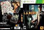 miniatura L A Noire Dvd Custom Por Pabloda Re cover xbox360