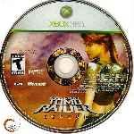 miniatura Lara Croft Tomb Raider Legend Cd Por Azufre cover xbox360