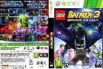 miniatura Lego Batman 3 Beyond Gotham Dvd Por Walteredgardo cover xbox360