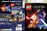 miniatura Lego Star Wars El Despertar De La Fuerza Dvd Custom Por Chocrates cover xbox360