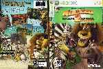 miniatura Madagascar 2 Dvd Custom Por Elaugusto cover xbox360