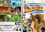 miniatura Madagascar Kartz Dvd Custom Por Hector77 cover xbox360