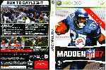 miniatura Madden Nfl 07 Dvd Por Stone87 cover xbox360