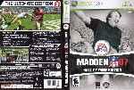 miniatura Madden Nfl 07 Hall Of Fame Dvd Por Noob33 cover xbox360