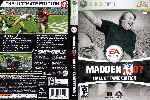 miniatura Madden Nfl 07 Hall Of Fame Edition Dvd Por Stone87 cover xbox360