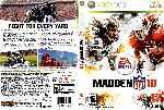 miniatura Madden Nfl 10 Dvd Por Zenif cover xbox360