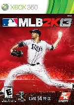 miniatura Major League Baseball 2k13 Frontal Por N3vr0m4nt3 cover xbox360