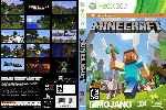 miniatura Minecraft Dvd Custom Por Gabrielduranjeria cover xbox360