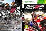 miniatura Motogp 14 Dvd Custom Por Spyner cover xbox360
