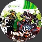 miniatura Naild Cd Custom Por Pabloda Re cover xbox360
